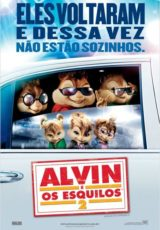 Alvin e os Esquilos 2 Dublado