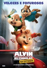 Alvin e os Esquilos 4: Na Estrada Dublado