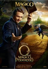 Oz: Mágico e Poderoso Dublado