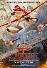Aviões 2: Heróis do Fogo ao Resgate Dublado