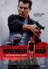 November Man: Um Espião Nunca Morre Dublado