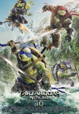 As Tartarugas Ninja 2: Fora das Sombras Dublado