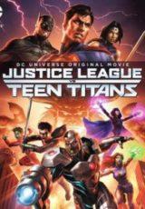 Liga da justiça Vs Jovens titãs Dublado