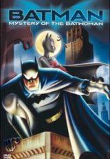 Batman:O Mistério da Mulher-Morcego Dublado