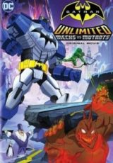 Batman Sem Limites Mechas Vs Mutantes Dublado