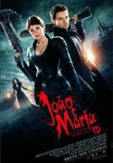 João e Maria Caçadores de Bruxas Dublado