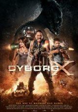 Cyborg X Dublado