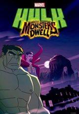 Hulk Onde os Monstros Habitam Dublado
