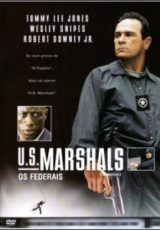 U.S. Marshals: Os Federais Dublado