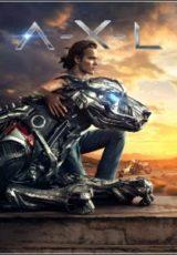 A-X-L: O Cão Robo Legendado