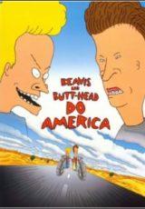 Beavis e Butt-Head Detonam a América Dublado