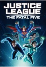 Justice League vs. the Fatal Five Legendado