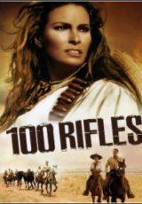 100 Rifles Dublado