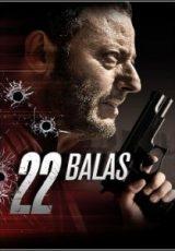 22 Balas Dublado