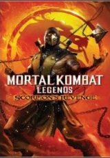 Mortal Kombat Legends: A Vingança de Scorpion Dublado