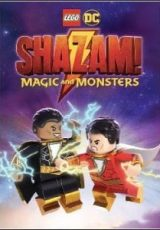 Lego DC: Shazam!: Magic and Monsters Dublado