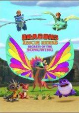 Dragões: Equipe de Resgate: Os segredos do Melo-Draco Dublado