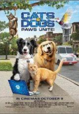 Como Cães e Gatos 3: Peludos Unidos! Dublado
